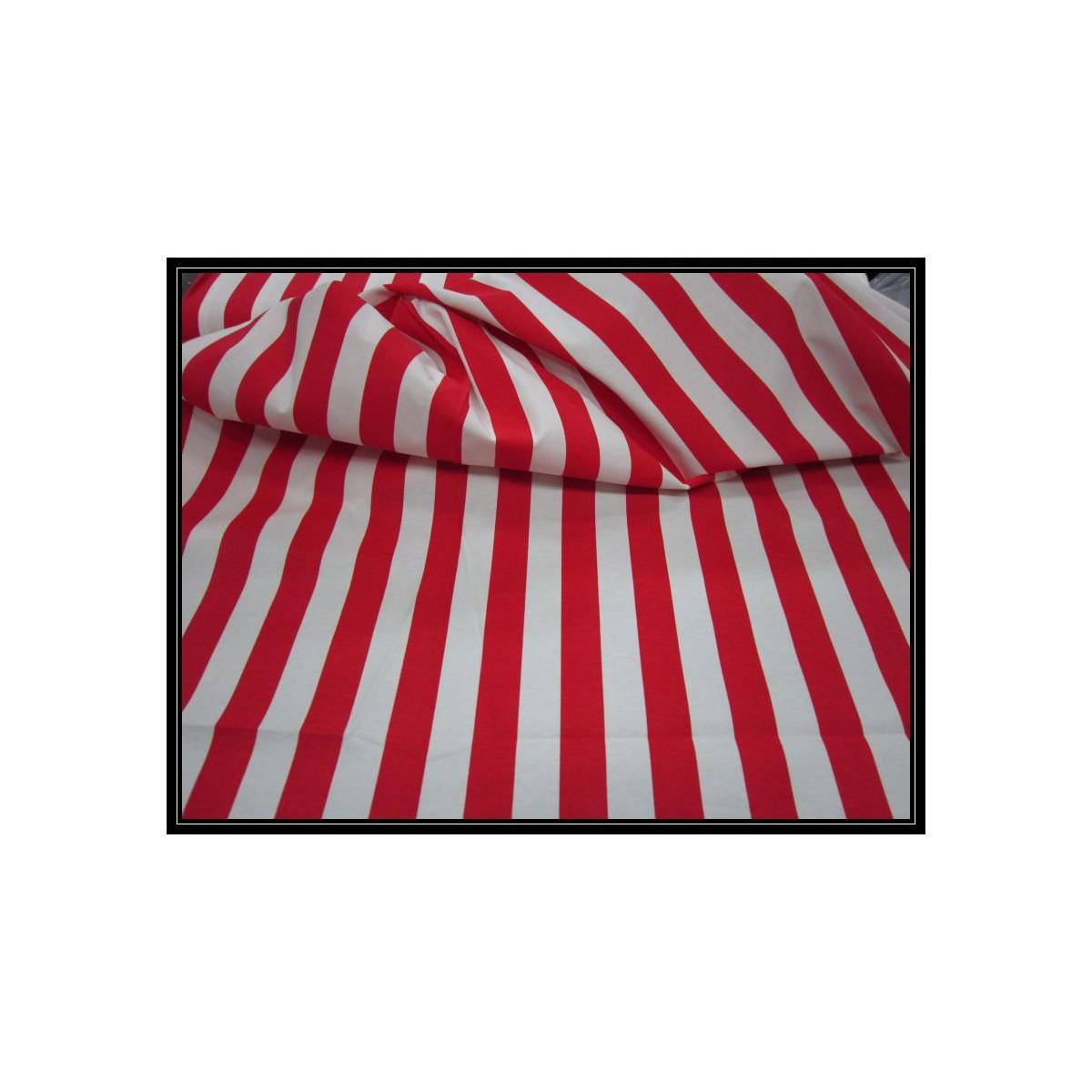 Tkanina, bawełniana na poduchy ogrodowe, szer. 180