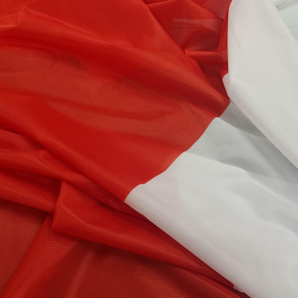 MATERIAŁ SZER. 80 CM - FLAGA POLSKI
